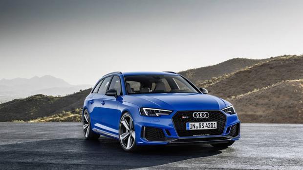 El nuevo Audi RS4 Avant llegará a España en enero