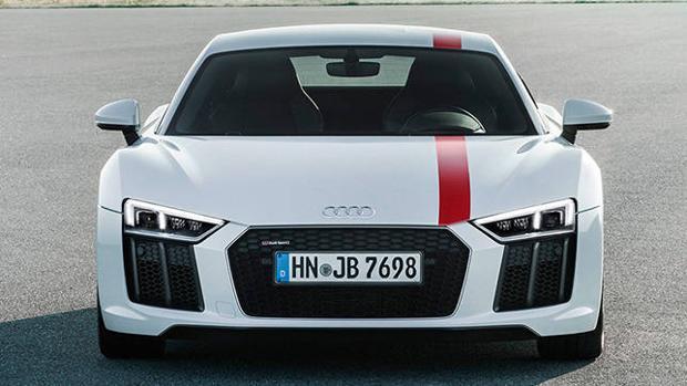 Nuevo Audi R8 V10 RWS, adrenalina a raudales