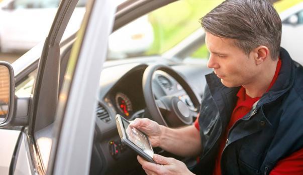 El 70% de los profesionales conducen con estrés y bajo presión