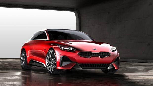 Kia esboza la próxima generación de modelos con el Proceed Concept