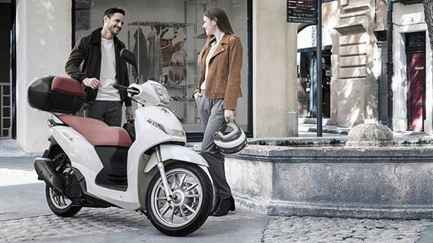 Peugeot Belville, el nuevo scooter de Peugeot