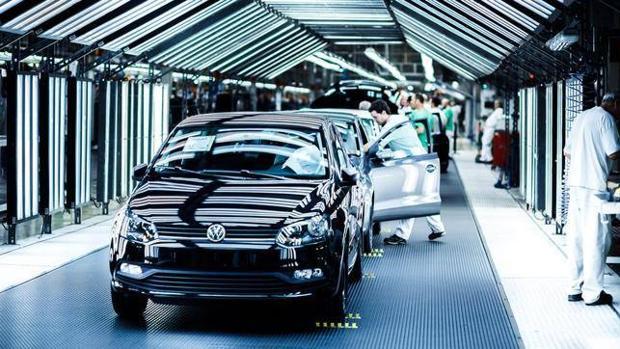 Más de 7.5 millones de Volkswagen Polo han salido de la fábrica de Landaben en Navarra