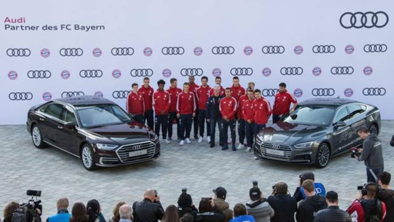 Audi SQ7 TDI, A3 Sportback y RS 6 Avant: los nuevos «juguetes» de ...