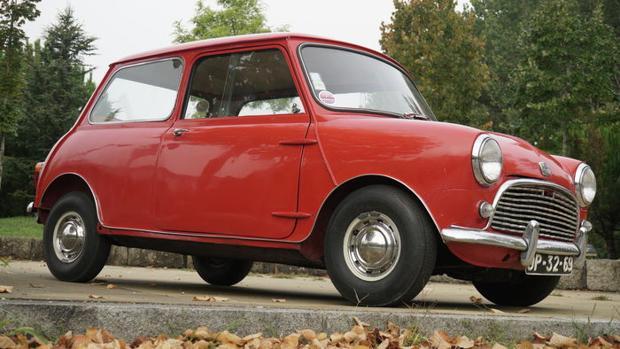Conocido como Austin Seven, solo se fabricaron 10.000 unidades y éste es uno de los pocos que ha sobrevivido