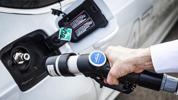 El hidrógeno como combustible