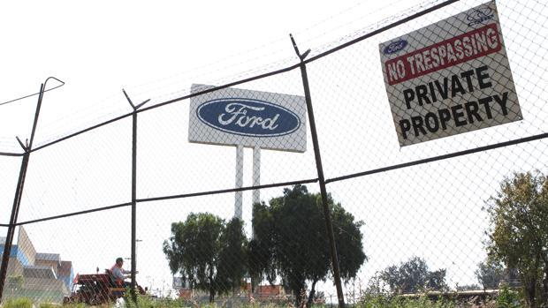Factoría de Ford en Cuautitlán (México)