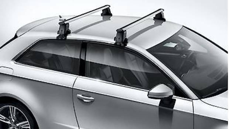 C mo conducir con una baca en el techo del coche for Larvas de polillas en el techo