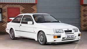 A subasta el primer Sierra Cosworth RS500, el único construido por Ford
