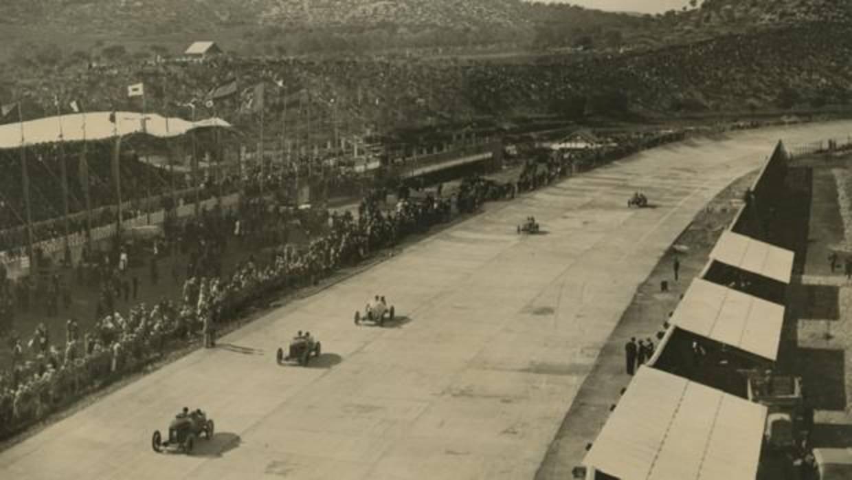 Circuito Terramar : El resurgir del autódromo «fantasma de terramar el circuito más
