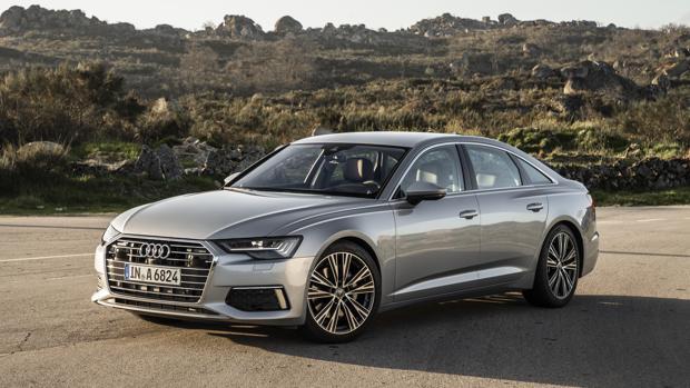 Audi A6 2018: Precisión y deportividad con etiqueta ECO
