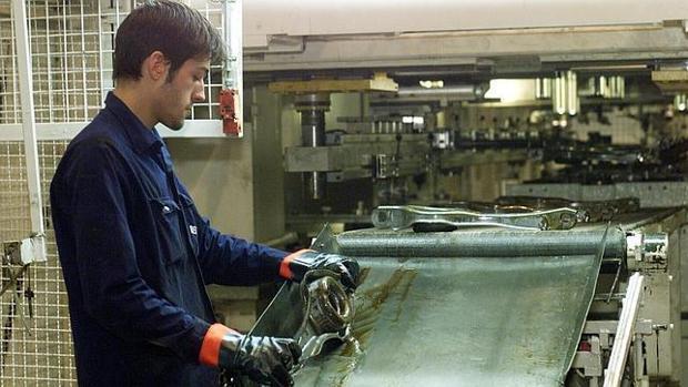 La industria de componentes de automoción factura un 7% más en 2017, hasta 36.240 millones