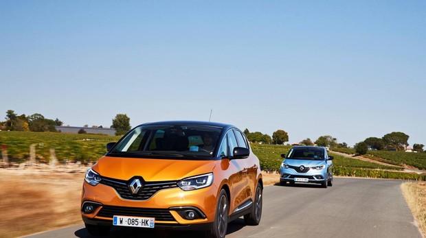 A prueba las versiones más populares del Renault Scenic