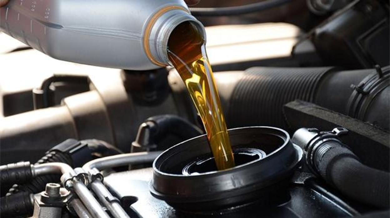 Resultado de imagen para aceite de motor