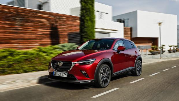 Nuevo Mazda CX-3: Dinámico, confortable y con mucha tecnología