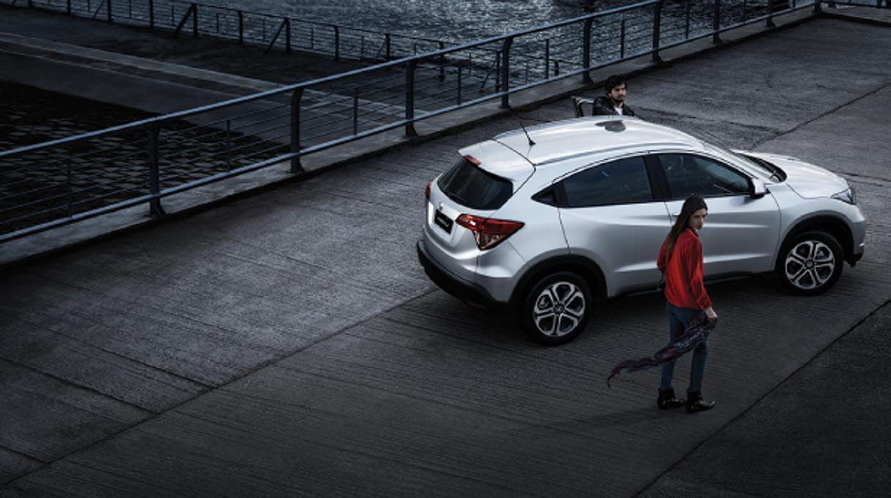 SALÓN DE PARÍS: Honda da a conocer el innovador CR-V hybrid, el ...