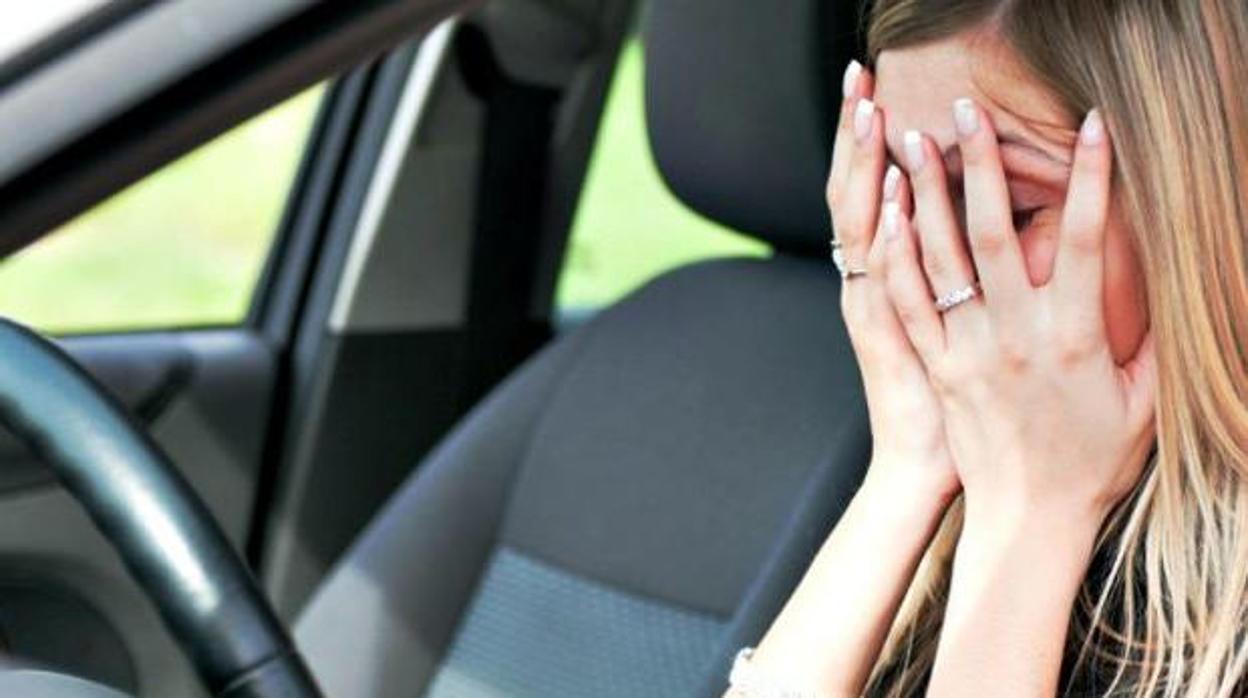 A de fobia noche conducir