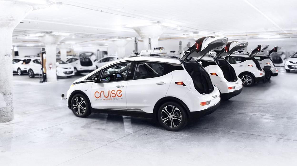 Cruise AV: el primer coche sin pedales ni volante llegará en 2019