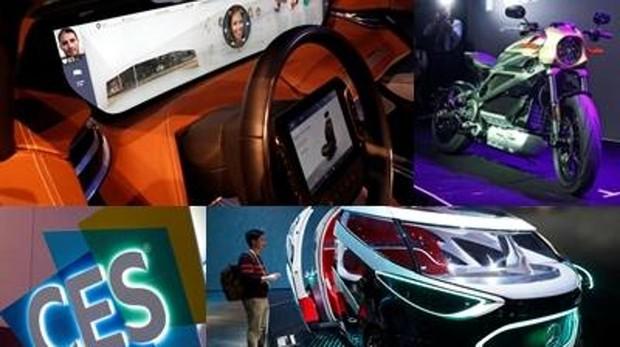 El coche quiere ser el salón del futuro