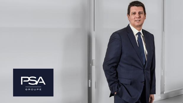 Christophe Mandon, director general de comercio de PSA