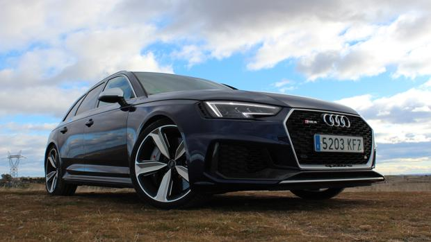 Nos adentramos en el Audi RS4 Avant: para padres con prisa