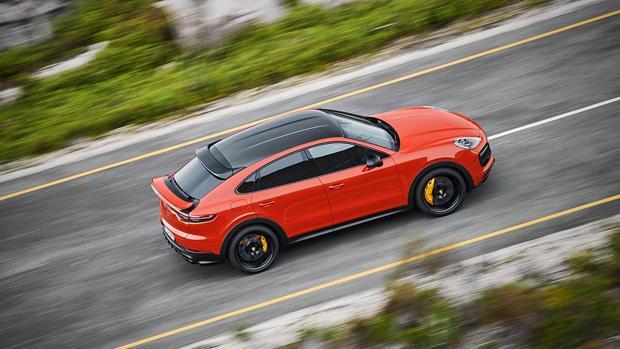 Nuevo Porsche Cayenne Coupé: cuando elegancia y deportividad van de la mano