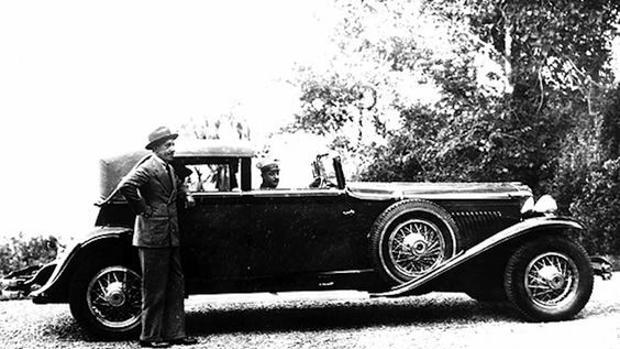 Los coches más importantes en la Historia de España (III): Duesenberg J, el deportivo que llevó a un Rey al exilio