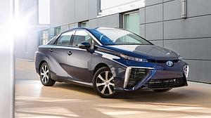 Toyota Mirai: el futuro ya está aquí