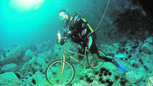 Las basuras marinas suponen una amenaza para la salud humana, la flora y la fauna