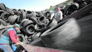 Neumáticos: Cinco cosas que hay que saber sobre su reciclaje