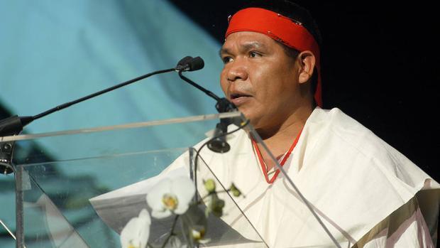 Isidro Baldenegro tenía 51 años y había luchado toda su vida por proteger los bosques de la Sierra Tarahumara (norte de México)