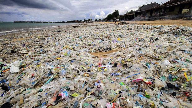 Resultado de imagen de residuos plastico