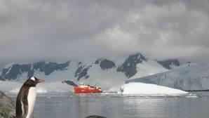 La península Antártica Occidental se sitúa a unos 6.000 kilómetros del lado opuesto del continente blanco