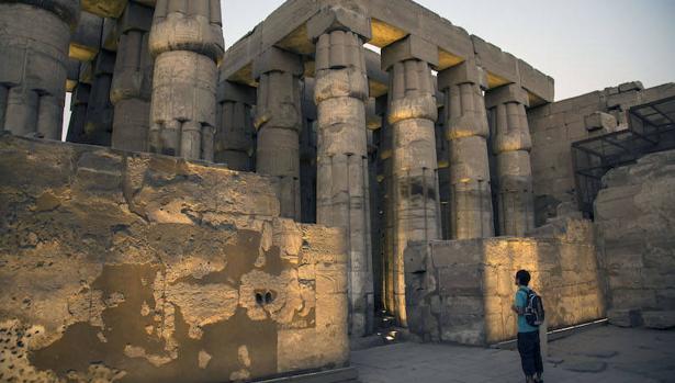 El cambio climático y el crecimiento poblacional amenazan los antiguos tesoros de Egipto