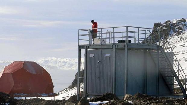 El liderazgo de las mujeres contra el cambio climático empieza en Antártida