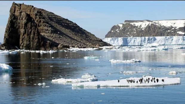 Las nevadas en la Antártida han aumentado un 10% en los últimos dos siglos