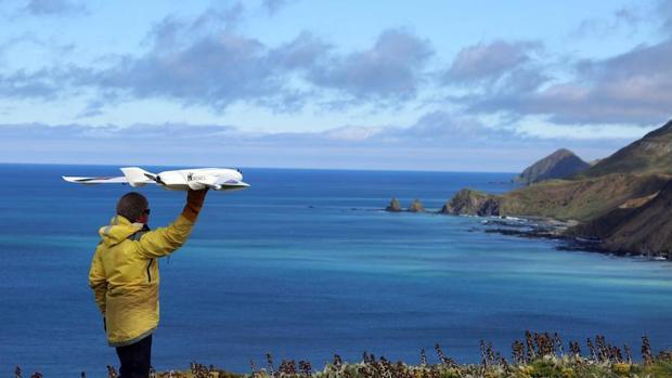 El vacío legal que existe sobre el uso de drones para la investigación de la vida silvestre