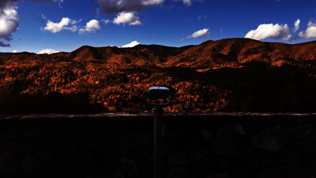 Tennessee instala visores para daltónicos en sus espacios naturales más emblemáticos
