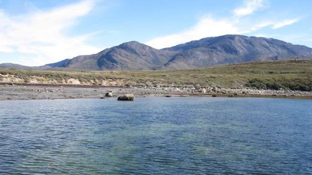 La arena producto del deshielo puede convertirse en una alternativa económica más para Groenlandia