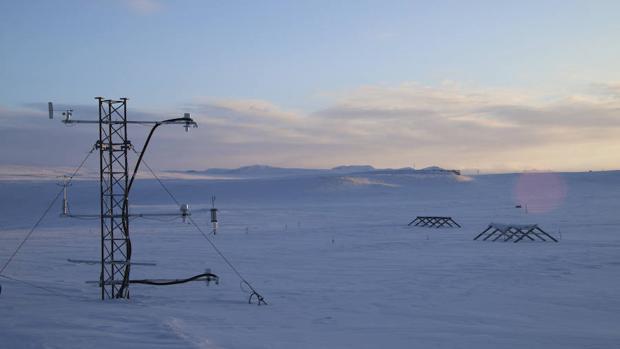 La temperatura aumentará en el Ártico entre 3ºC y 5ºC para 2050, según la ONU