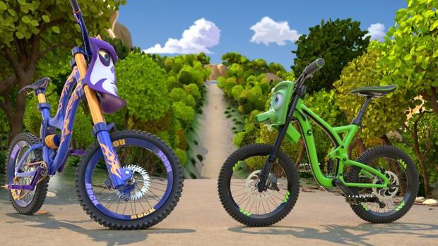 «Bikes», ecología sobre dos ruedas
