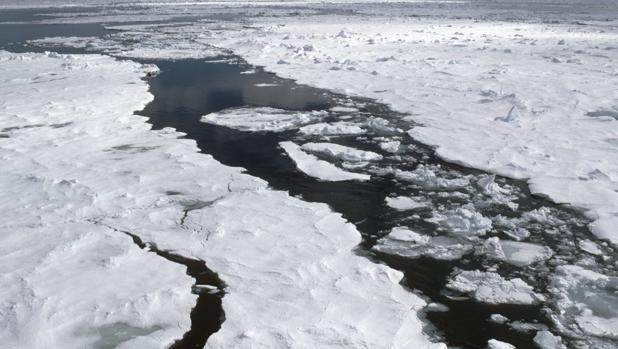 Hemeroteca: El Ártico podría quedar libre de hielo antes de 2040   Autor del artículo: Finanzas.com