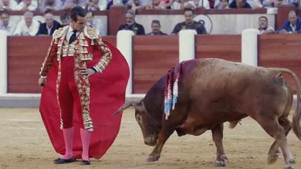 José María Manzanares, el pasado año en Valladolid