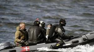 Buzos del Comando de Defensa de Dinamarca continúan buscando a Kim Wall, la periodista sueca desaparecida