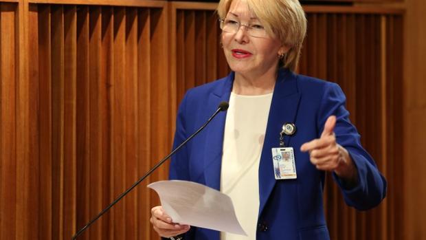 La fiscal Luisa Ortega acusa de «falta de transparencia» a Odebrecht tras intentar silenciarla