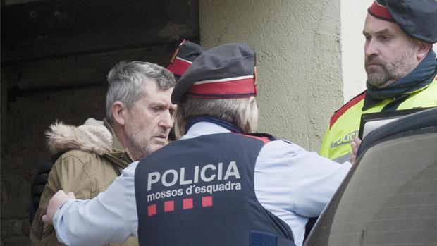 El presunto asesino Jordi Magentí