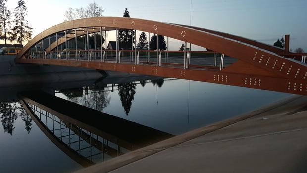 Puentes sostenibles «made in Spain» para unir el mundo