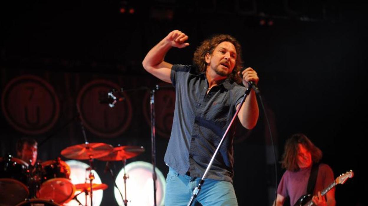 Pearl Jam, el grupo «grunge» que sobrevivió a sí mismo