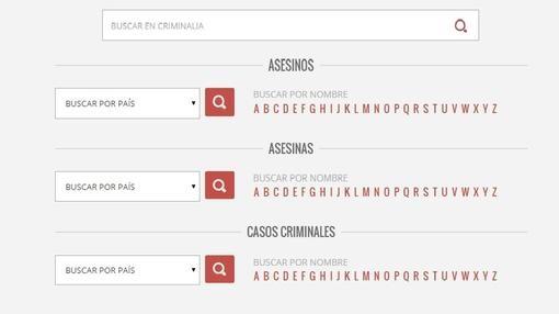Buscadores de Criminalia