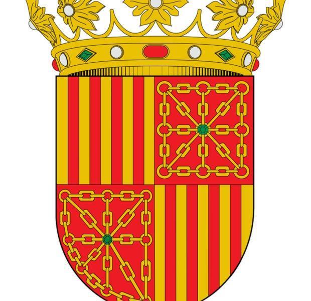 Escudo del Ducado de Híjar