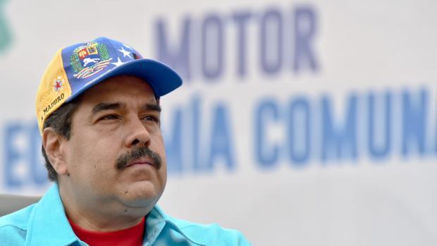 El presidente venezolano, Nicolás Maduro, en una imagen de archivo